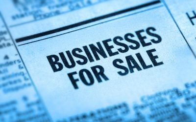 Market Conditions for Small Businesses Being Sold